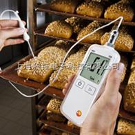 testo 108-2 防水型食品温度仪(可锁式探头)