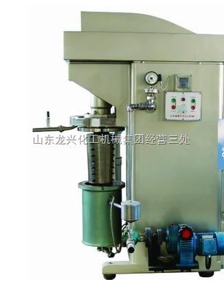 棒式砂磨机原理、棒式卧式砂磨机