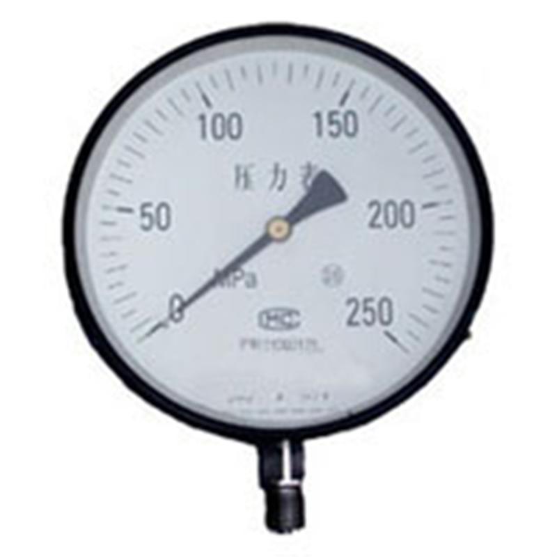 特规压力表Y200/250MPa由上海自动化仪表五厂专业供应