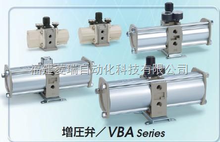 smc增压阀VBA42A-04GN增压器