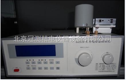 智能型电容器薄膜工频介电常数及介质损耗测试仪