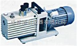 2XZ-2旋片式机械真空泵