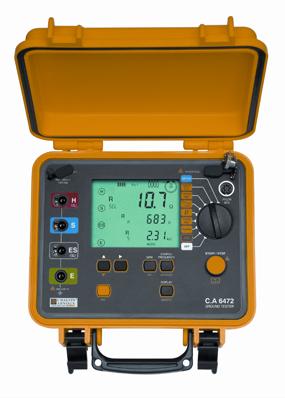 CA6472数字式多功能接地电阻测试仪