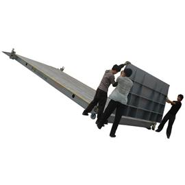 SCS100吨移动式电子汽车衡
