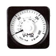 廣角度直流電壓-兆歐表45C3-V-MΩ由上海自一船用儀表廠專業供應