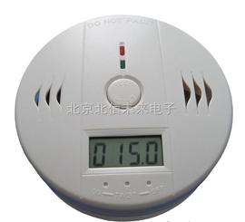 QT23-YK-CO/K液晶显示一氧化碳报警器 电池型煤气报警器  煤炉报警器