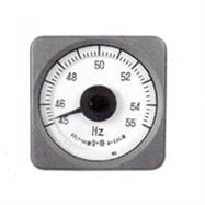 广角度频率表45L1-HZ由上海自一船用仪表厂专业供应