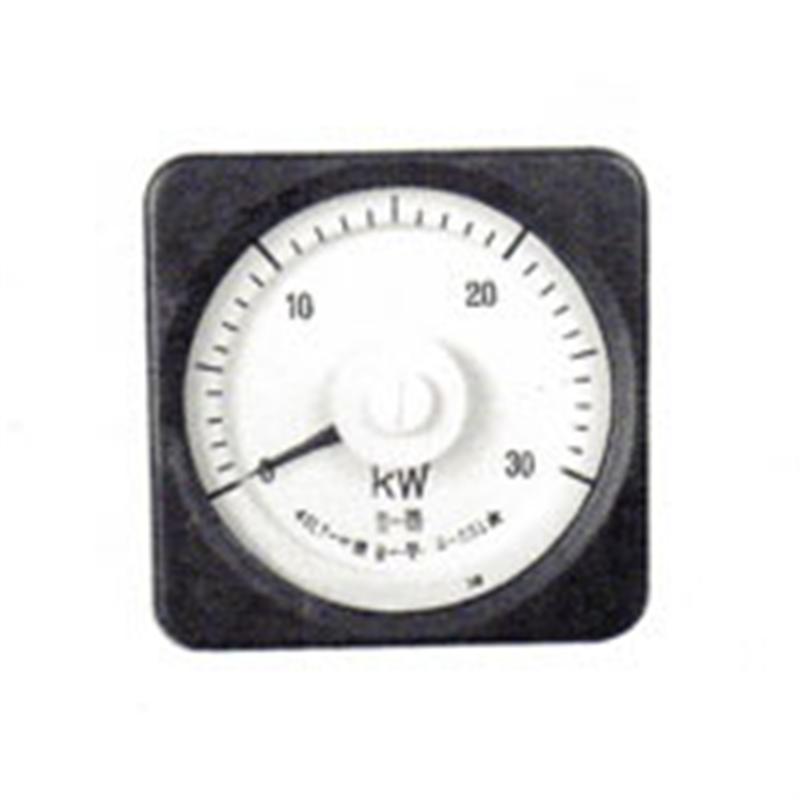 广角度无功功率表45L1-VAR由上海自一船用仪表厂专业供应