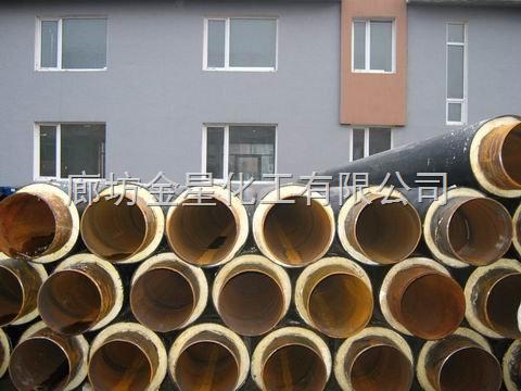 合肥聚氨酯发泡保温管