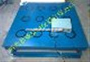 JW-III型精威牌缩写型号 JW-III型程控式砌墙砖磁盘振动台