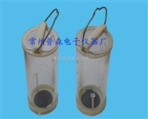PSC-1A上下底塑料制成的有机玻璃采水器
