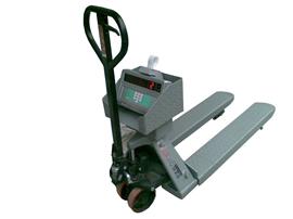 A60.5吨带打印电子叉车秤