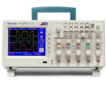 泰克TDS2004C数字存储示波器