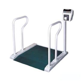 WCS300千克醫院用帶打印輪椅秤