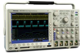 泰克MSO4104B混合信号示波器