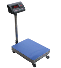 600公斤移动式计重电子秤
