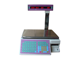 TM600公斤條碼電子秤