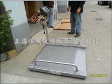 WCS300公斤不锈钢医用轮椅秤