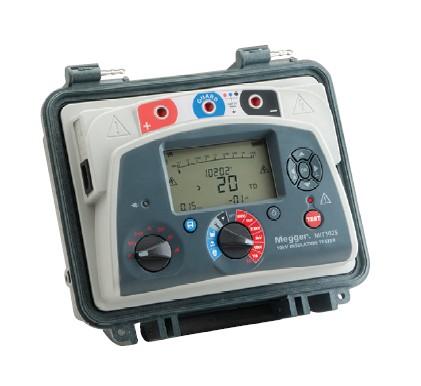 mit515,525及mit1025绝缘电阻测试仪