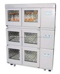 QHZ-123A组合式恒温振荡培养箱(三层叠加智能型控制)