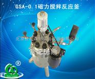 GSA-0.1磁力搅拌反应釜厂家直销