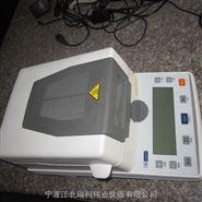 石墨粉水分测定仪的的样品要求
