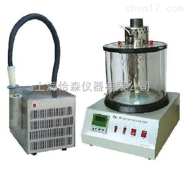 SD-265-E低温石油运动粘度计