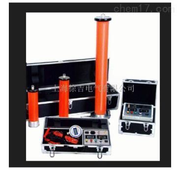 与高压塔的接地接线柱用接地线连接在一起并与现场或试验室的地线接牢