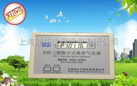 高精度数字精密气压表FYP-1