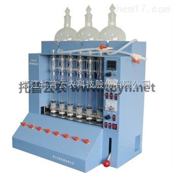 CXC-06托普云農粗纖維測定儀