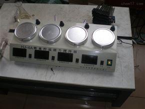 HJ-6A多头恒温磁力加热搅拌器