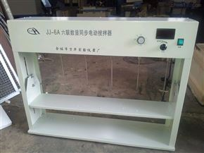 JJ-4六聯同步電動攪拌器