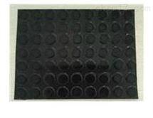 优质供应5mm黑色防滑绝缘垫
