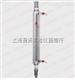 上海曼贤实验仪器玻璃仪器夹层蛇形冷凝管具可拆式小咀(厚壁)