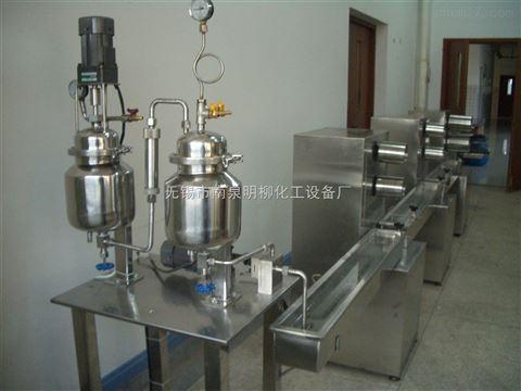 纺丝试验机
