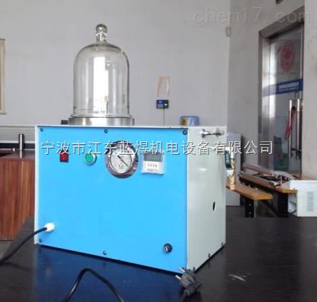 小型铝液测氢仪,真空铝液测氢装置