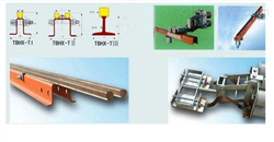 HXPnL-T、HXPnL-TⅡ、HXPnL-TⅢ系列耐高温(刚体)钢体滑触线生产厂家