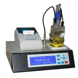 WKT-8微量水分测定仪