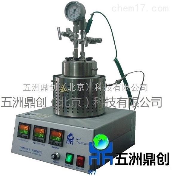 DC50ML 鼎创磁力搅拌反应釜 微型高压反应器