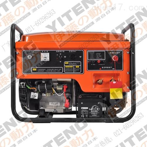 伊藤动力汽油发电焊机