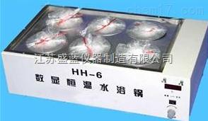 HH-6(单双)数显恒温水浴锅