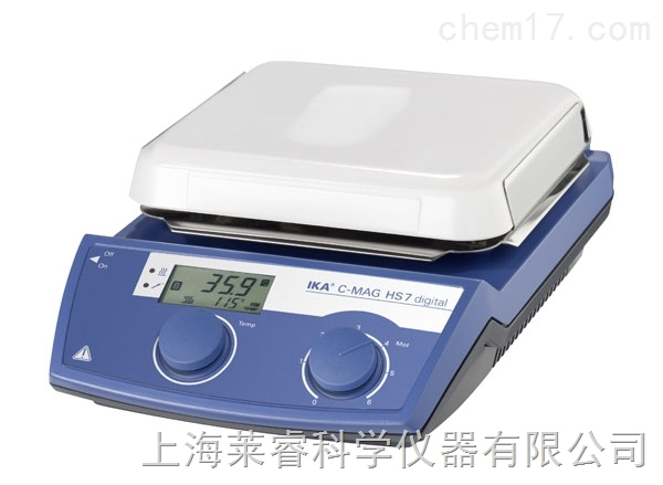 IKA C-MAG HS 7磁力搅拌器