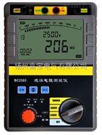 JB2303JB2303型绝缘电阻测试仪