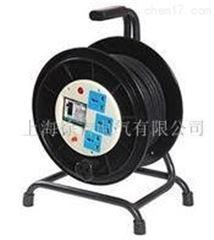 武汉特价供应便携式移动线盘(黑)