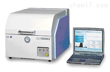 X射线荧光元素分析仪SEA1000AII
