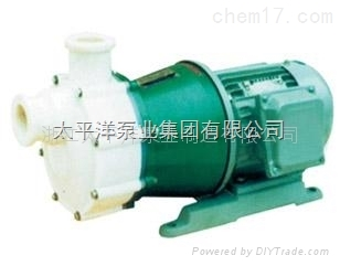 CQ型工程塑料磁力泵