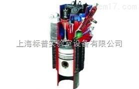 柴油机气缸解剖模型|汽车解剖实训装置