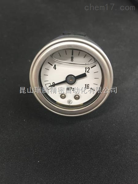 长野计器NKS圧力表GV95-671-4 0~16MPa