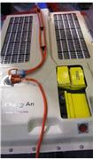 电动汽车电池在线监测装置