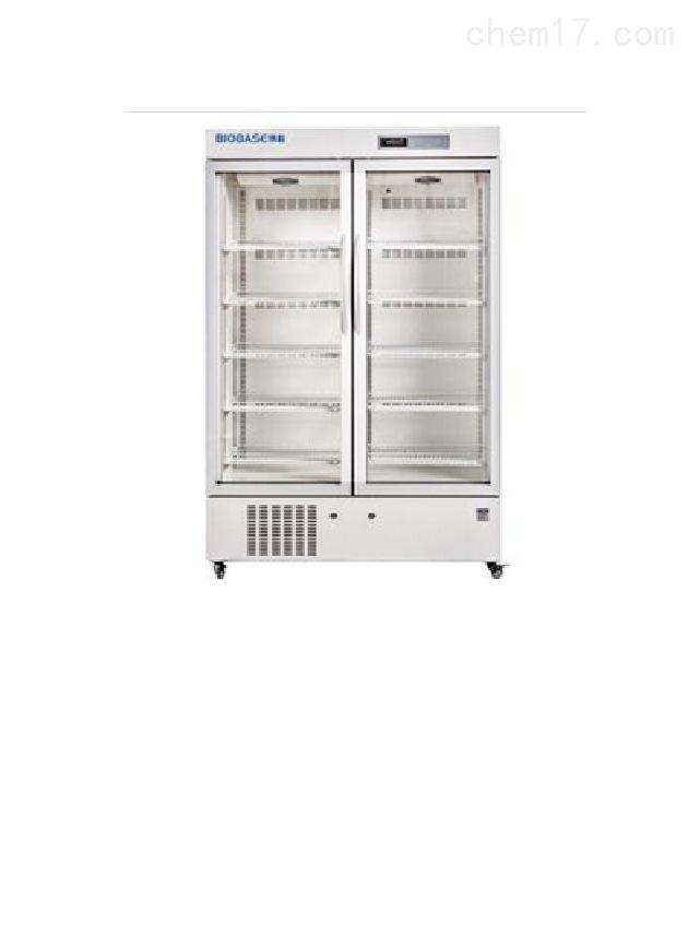 2-8℃ BYC-1000 立式双开门医用冷藏箱